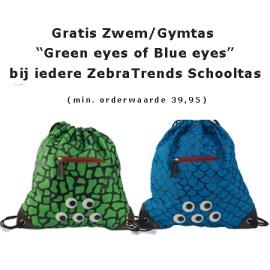 ZebraTrends zwemtas gratis