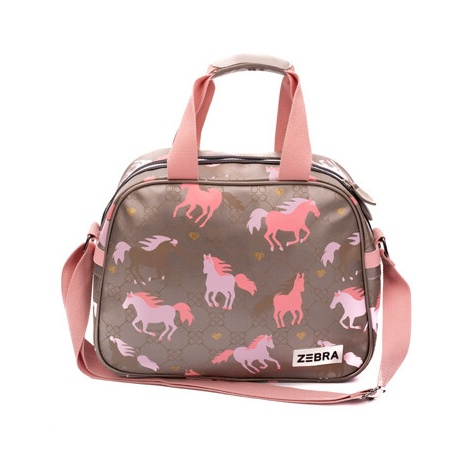 Zebratrends Kidsbag Girls Hop Galop