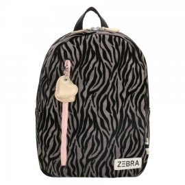 Zebratrends Backpack (M) Zebra grey