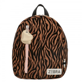 Zebratrends Backpack Zebra brown
