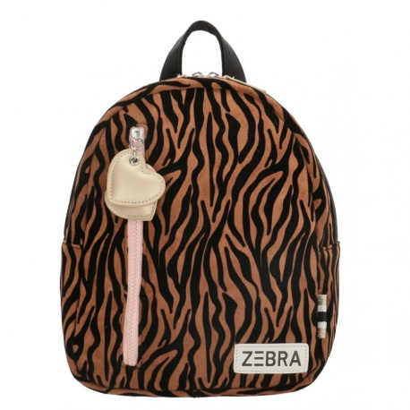 Zebratrends Backpack Zebra brown