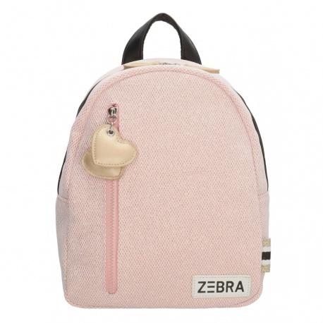 Zebratrends Backpack (S) Sparkle pink