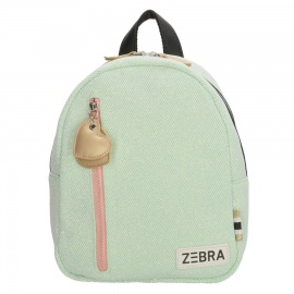 Zebratrends Backpack (S) Sparkle mint