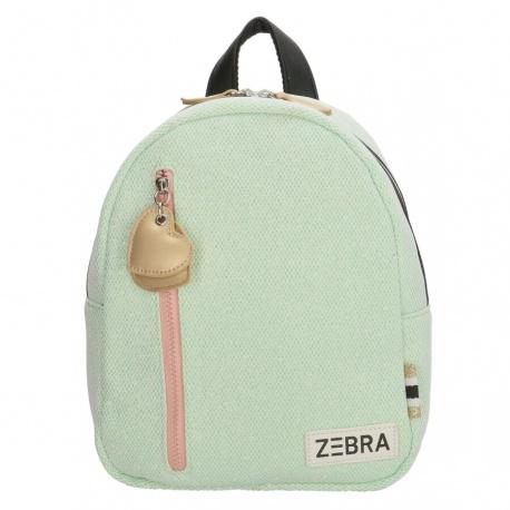 Zebratrends Backpack (S) Sparkle mint