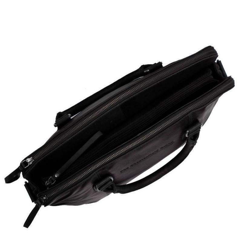 Schoudertas Converse Zwart : Chesterfield schoudertas laptop zwart maria