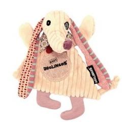 Deglingos Baby knuffel dou dou Hond 'Nonos the dog'