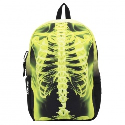 Mojo Rugzak X-Ray Ribs Yellow