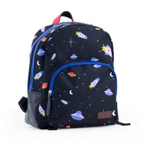 Zebra Tassen Boys Rugzak Space / Ufo