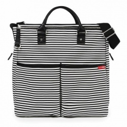 Skip Hop Luiertas Duo Spec Edition Black Stripe