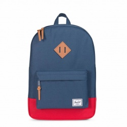 Herschel Heritage Youth rugzak Navy/Red