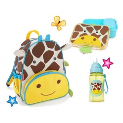 Skip Hop Giraffe school Combipack