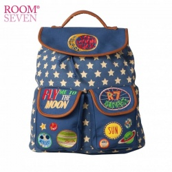 Room Seven Rugtas Moon and Back