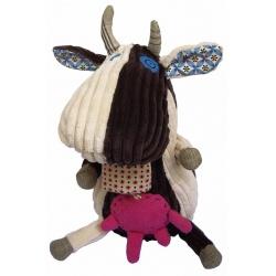 Deglingos Original Knuffel Koe 'Milkos the Cow'