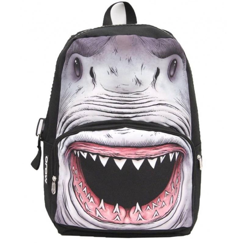 48e1664d0d4 Mojo Haai / Shark Black Light Rugzak
