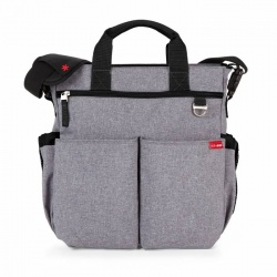 Skip Hop Luiertas Duo 3.0 Signature Heather Grey