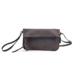 ZebraTrends Natural bag handtas Julia vintage bruin