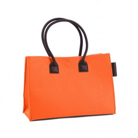ZebraTrends Natural Big Bag Oranje