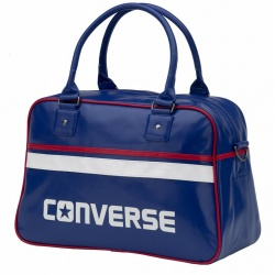 Converse Laptop Bowler Blauw/Rood
