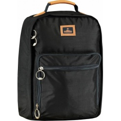 Nomad Polyester Classic College Zwart