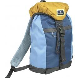Nomad Polyester Daypack Blauw/Geel/Grijs