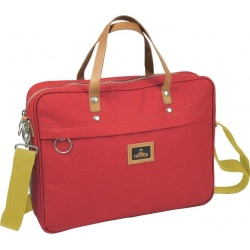 Nomad Canvas Laptoptas Rood