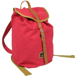 Nomad Canvas Rugzak M Rood