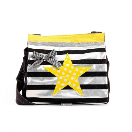ZebraTrends Junior A4 star Yellow