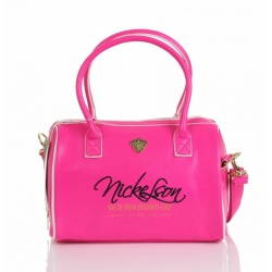 Nickelson Moena Small Bowler Pink