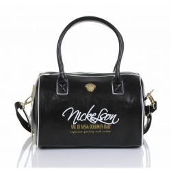 Nickelson Moena Small Bowler Black