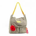 ZebraTrends Flowerbag Love