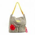 ZebraTrends Flowerbag Love