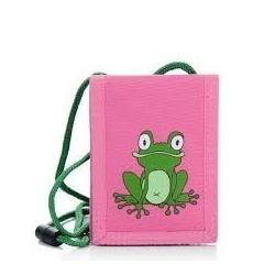 Pick & Pack Portemonnee Kikker Pink
