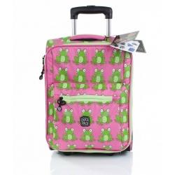Pick & Pack Kindertrolley Kikker Pink