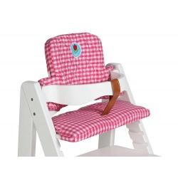 Lief! zitkussen girls voor kinderstoel