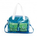 ZebraTrends Luxe Shopper Fluor