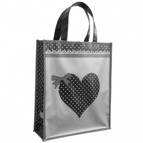 ZebraTrends PP Shopper zilver
