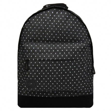 Mi-Pac Rugzak Denim Spot Black/white
