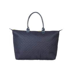 Mi-Pac Weekendtas Quilted Navy