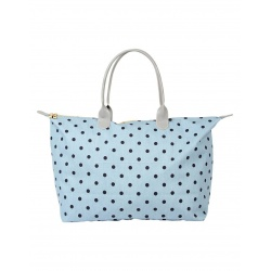 Mi-Pac Weekendtas Denim Polka