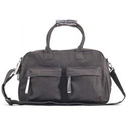 ZebraTrends Natural Bag Shopper Black