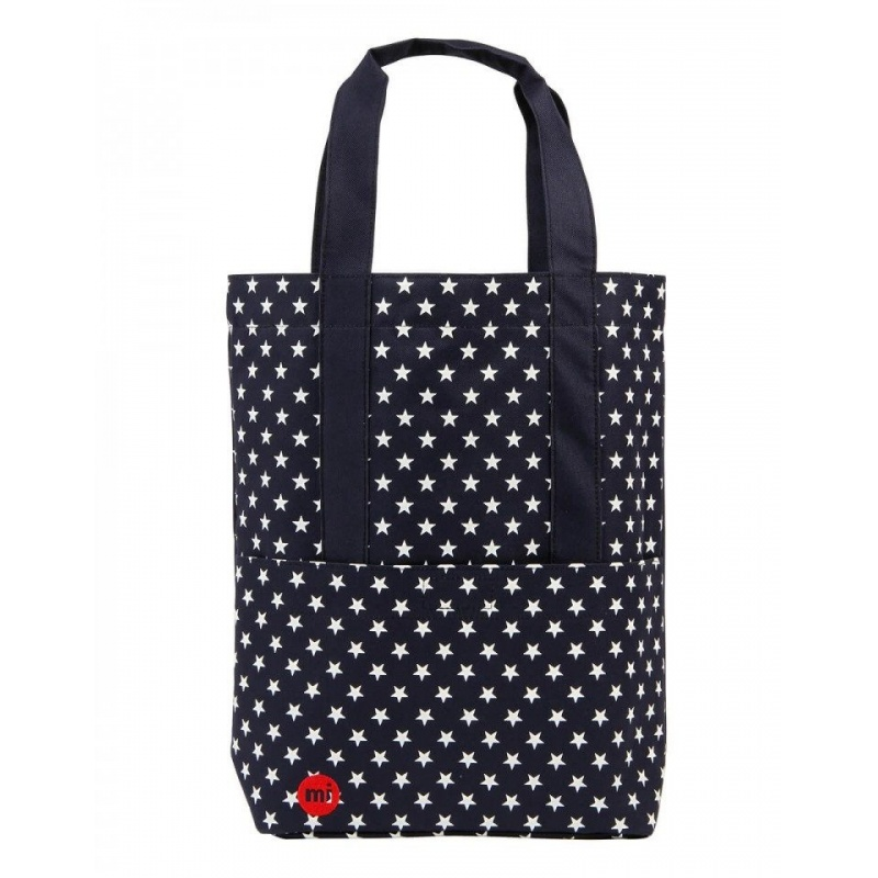 Mi Pac Original Tote schoudertas All Stars Blue