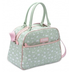 ZebraTrends KidsBag luxe Forest Green