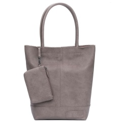 ZebraTrends Kartel Paperbag model  Grey