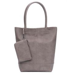 ZebraTrends Kartel Paperbag model  Grey