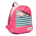 ZebraTrends Girls Rugzak S Holiday Pink
