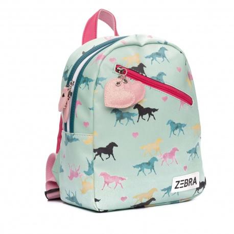 ZebraTrends Girls Rugzak S Paard