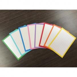 Original Flashcards A7 Combi pakket 8 kleuren 1000 stuks