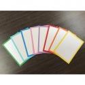 1000 Flashcards A7 Combi pakket 8 kleuren