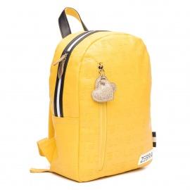 ZebraTrends Rugzak M Love Yellow