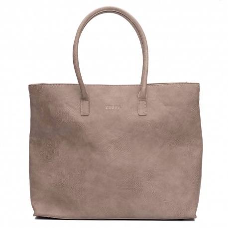 ZebraTrends Natural Bag VICTORIA - Grey